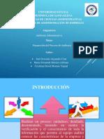 Diapositivas Preparacion Del Proceso de Auditoria