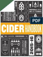 2015 Cider Handbook