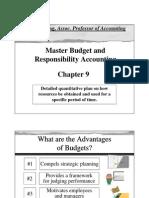 Master Budget 1