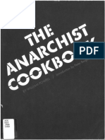 Anarchist Cookbook, Excerpts