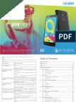 Alcatel u5 User Manual