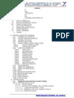 01 Memoria Descriptiva General Livitaca