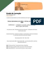Grade de Correcao Semana 1 2.0