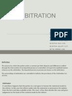 Arbitration Group 6
