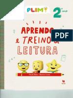 PLIM - Aprendo e Treino a Leitura - 2-_ Ano