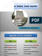 Volatility in Indian Stock Market