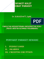 Infeksi Kulit Akibat Parasit.ppt