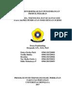 Resume Diversifikasi Dan Pengembangan Produk Perairan