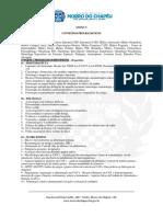 Anexo v - Conteudos Programaticos - Morro Do Chapeu-ba