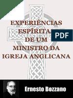 Experiencias Ministro Igreja - ERNESTO BOZZANO