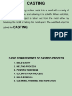 ME106 - Casting (2015)
