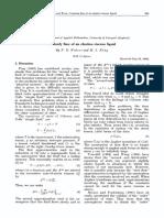 Rheologica Acta Volume 9 issue 3 1970 [doi 10.1007_bf01975401] N. D. Waters_ M. J. King -- Unsteady flow of an elastico-viscous liquid.pdf