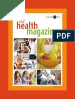 Health Magazine 2018