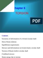 Torsion Chapter 6