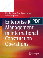 Zhao 2015Enterprise Risk Management in International Construction Operations