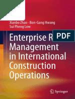 Zhao 2015Enterprise Risk Management in International Construction Operations