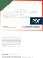 5. Principios y Normas de La Cruz Roja y de La Media Luna Roja Para La Asistencia Humanitaria
