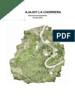 Informe Lote Pajajoy La Chorrera