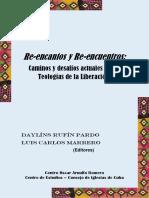 Luis Carlos Marrero y Daylíns Rufin-Re-Encantos y Re-Encuentros