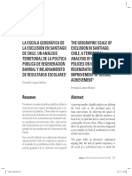 CAMPOS MEDINA LA ESCALA GEOGRAFICA DE LA EXCLUSION EN SANTIAGO.pdf