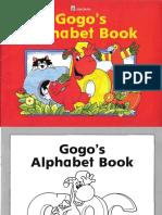 Gogo s Alphabet Coloring Book