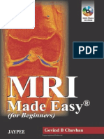 MRI Made Easy 2nd Ed - Govind B. Chavhan - Jaypee
