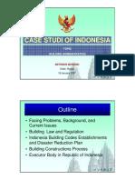 Case Studi of Indonesia