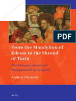 Nicolotti - From the Mandylion of Edessa to the Shroud