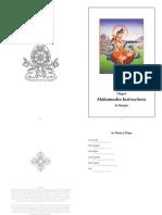 TilopaMahamudra Booklet