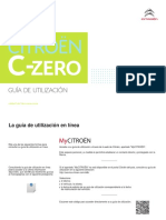 Manual Citroen Zero