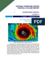 National Hurricane Center on Harvey