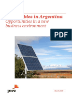 Renewables in Argentina