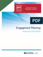 PG Engagement Planning Assessing Fraud Risks