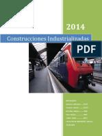 Construcciones Industrializadas - Informe