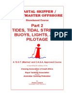 Coastal Skipper and Yachtmaster Offshore Part 2