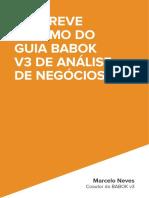 eBook Resumo Babok 3