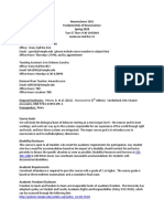 Fundamentals Syllabus S2018