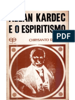 BRITO Chrysanto de - Allan Kardec e o Espiritismo - PENSE