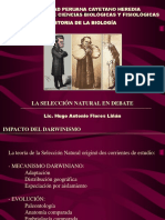 SELECCION NATURAL EN DEBATE.ppt