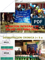 Indicadores Del Area Niño