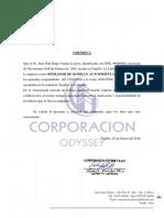 Membrete Corporacion Jp