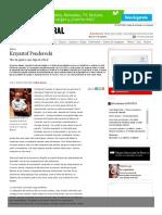 Krzysztof Penderecki Entrevista 2