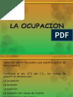 2.La Ocupacion