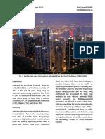 Hong Kong City Profile