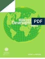 Millennium Development Goals - Report From Portugal 2010