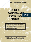 XXIX_Campeonato_Soviético_Baku_1962_-_SOPENA