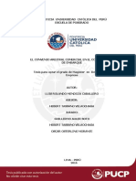Mendoza Caballero Luis Convenio Arbitral