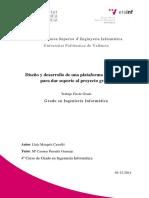 Diseño y Desarrollo de Una Plataforma Multiportal