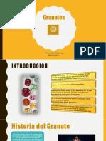 S4 Gemología - Granates