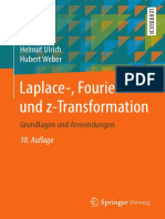 Laplace Fourier z Trasformation